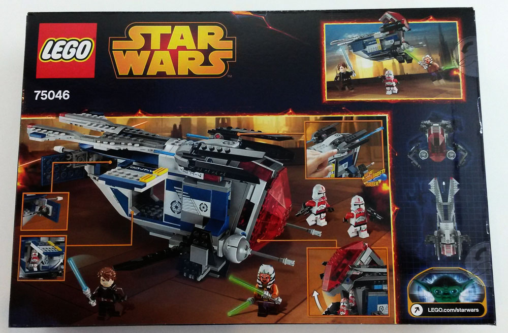 Lego Star Wars 75046 | www.pixshark.com - Images Galleries ...